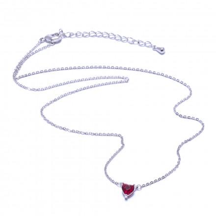 Підвіска жіноча Welfare JN03239B silver