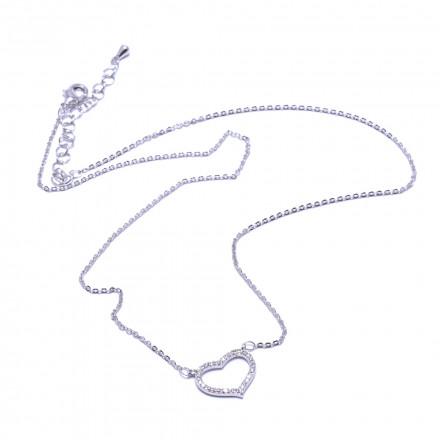 Підвіска жіноча Welfare TN1563 silver