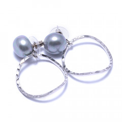 Сережки жіночі Welfare ABY0280silver