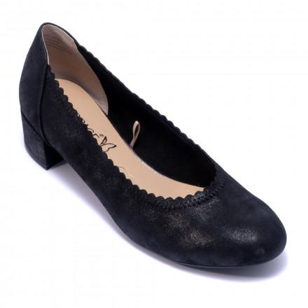 Туфли женские Caprice 9/9-22303/22 024 BLACK PEARL SU