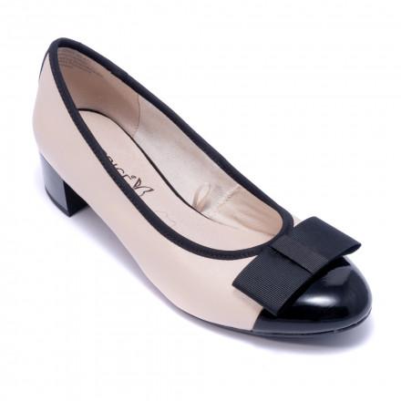 Туфли женские Caprice 9/9-22307/22 412 BEIGE/BLACK
