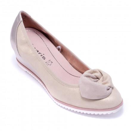 Туфли женские Tamaris 1/1-22308/22 192 CHAMPAGNE MET.