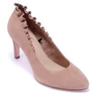 Туфли женские Tamaris 1/1-22451/22 616 OLD ROSE SUEDE