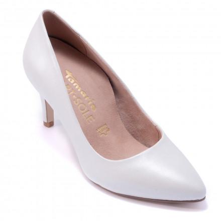 Туфли женские Tamaris 1/1-22431/22 101 WHITE PEARL