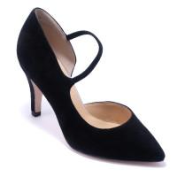Туфли женские Caprice 9/9-24402/22 004 BLACK SUEDE