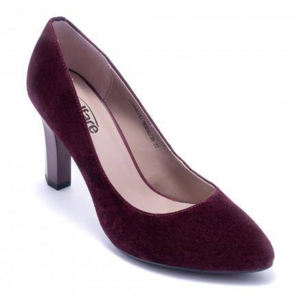 Туфли женские Welfare 272040141/BORDO/39